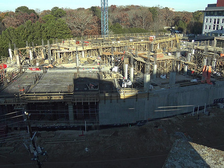Construction Update - 12/11/2020