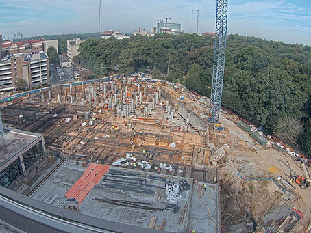 Construction Update - 10/9/2020