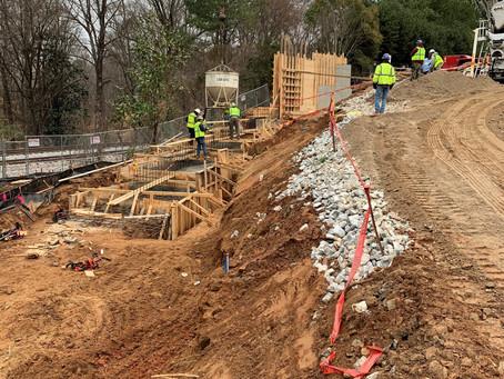 Construction Update - 2/28/2020