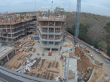 Construction Update - 3/26/2021