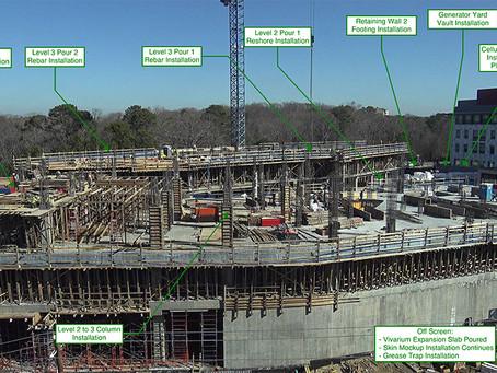 Construction Update - 1/15/2021
