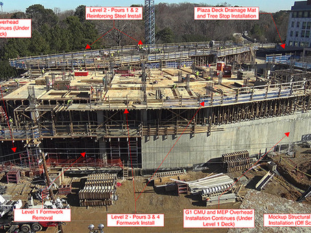 Construction Update - 12/18/2020