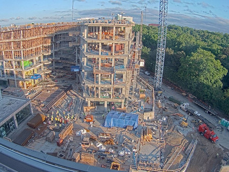 Construction Update - 5/7/21