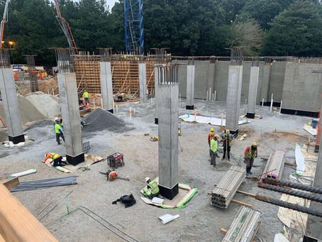 Construction Update - 9/18/2020