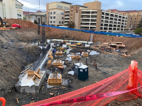 Construction Update - 4/10/2020