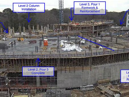 Construction Update - 1/8/2021