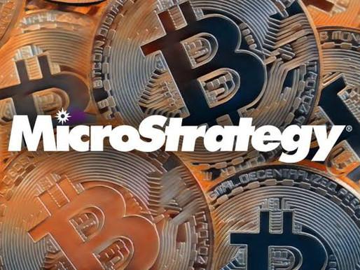 MicroStrategy Bitcoin (BTC) Alımlarına Devam Ediyor!