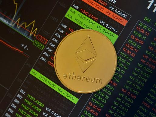 Bitcoin takipçisi Ethereum da rekor kırdı !