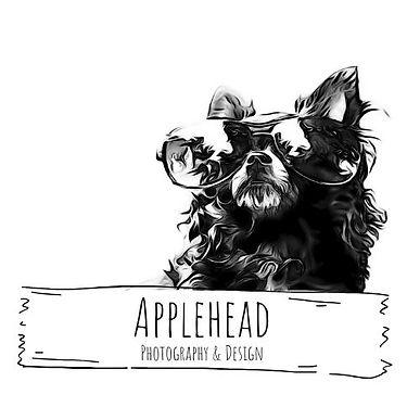 Applehead Photography and Design Logo.jp