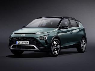 ΒΑΥΟΝ   Η Hyundai αποκαλύπτει το ολοκαίνουριο μικρομεσαίο SUV