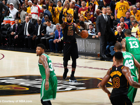 ECF Game 3 Takeaways: The LeBrons Have Life
