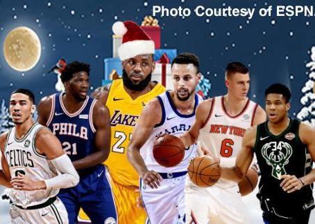 We Swish You a Merry Christmas