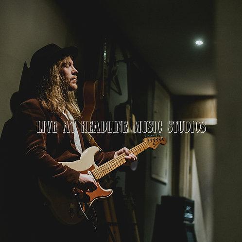 Live At Headline Music Studios - CD Album