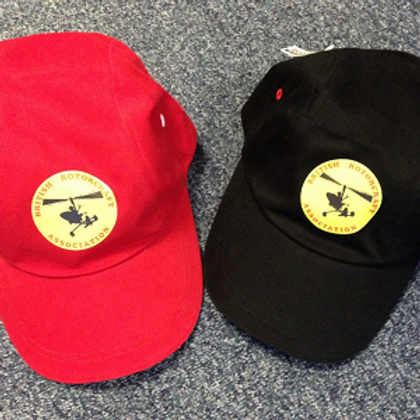 THE BRITISH ROTORCRAFT ASSOCIATION CAP