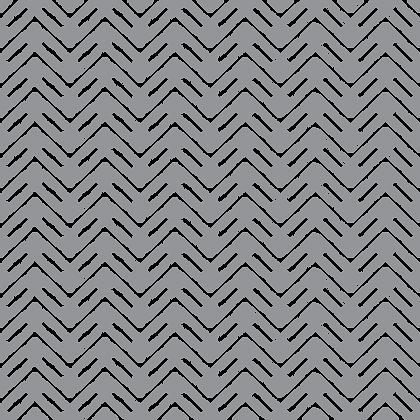 Herringbone Fabric Grey