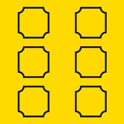 Palm Beach Wallpaper Yellow