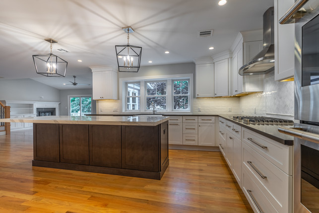Dudonis Construction-27 N Cottage-Kitche