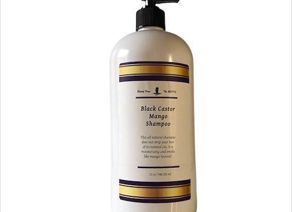 Black Castor Mango Shampoo
