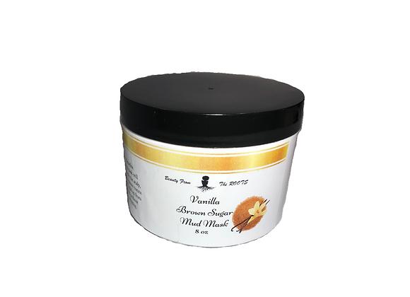 Vanilla Brown Sugar Mud Mask