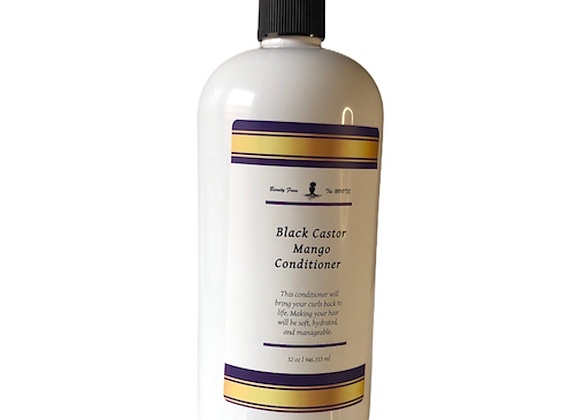 Black Castor Mango Conditioner