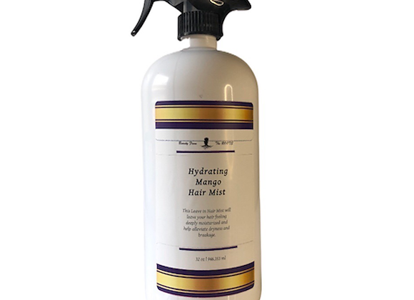 Hydrating Mango Hair Mist