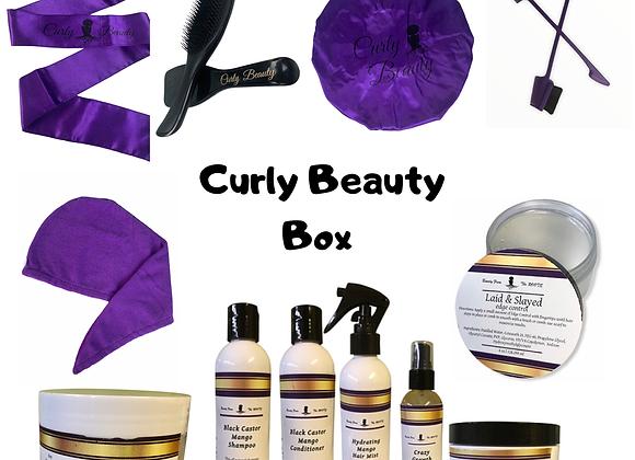 Curly Beauty Box