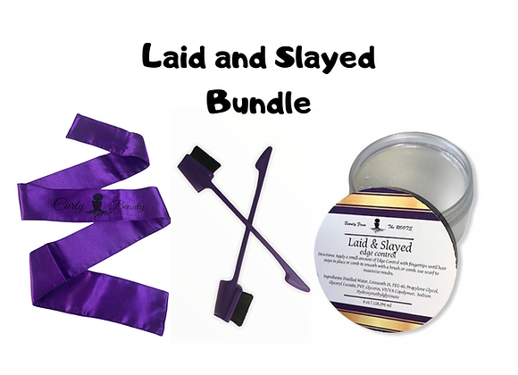 Laid & Slayed  Bundle