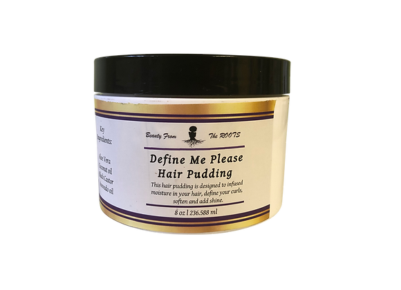 Define Me Please Hair Pudding