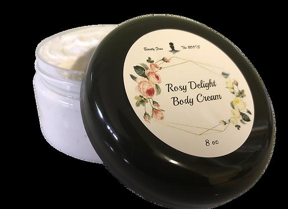Rosy Delight Body Cream