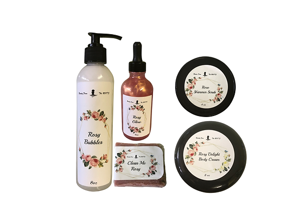 Petals that Shine Collection