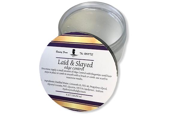 Laid & Slayed Edge Control