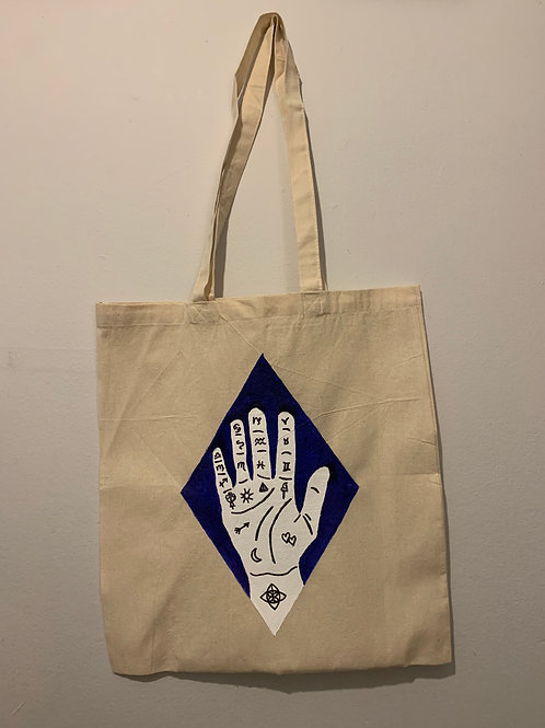 Palmistry Tote
