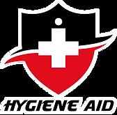 hygeneaid_logo_mark_crosswhite_borderwhi