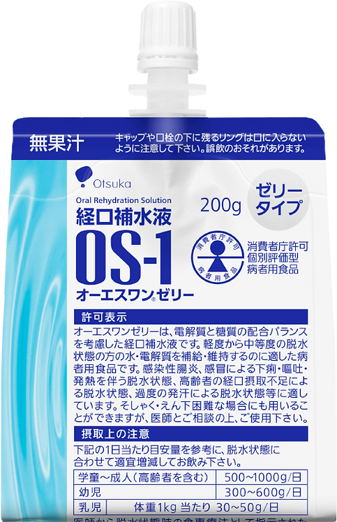 OS-1(オーエスワン)ゼリー