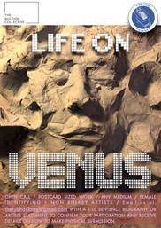 OPEN CALL: Life On Venus
