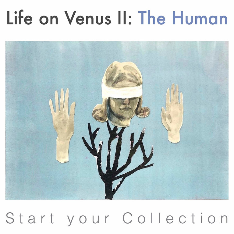 Live Stream Auction: Life on Venus II, Selected Works