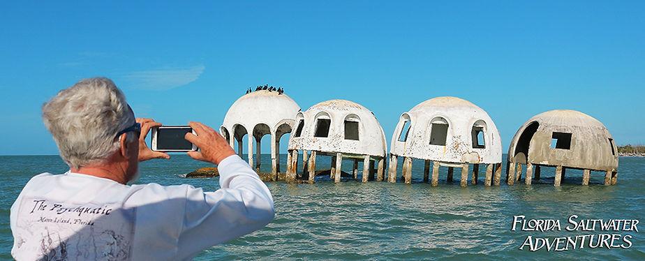 Dome Homes Cape Romano Boat Tour