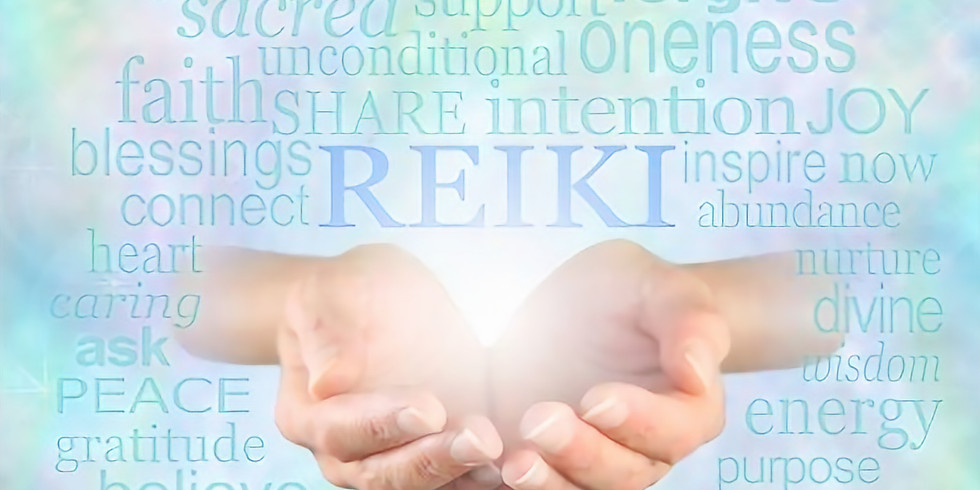 Reiki First Degree Certificate Course - Will be rescheduled
