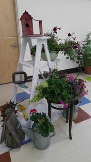 State Garden Club Convention Display