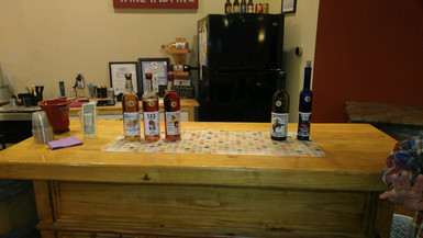 Wine Tasting-Table Mountain Winery