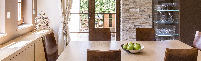Everest Homes Dining Room