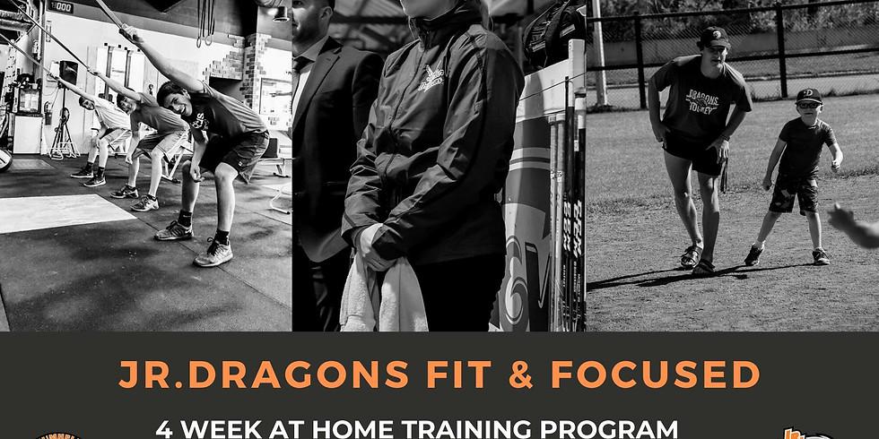 Dragons (4) Week At-Home Training Program