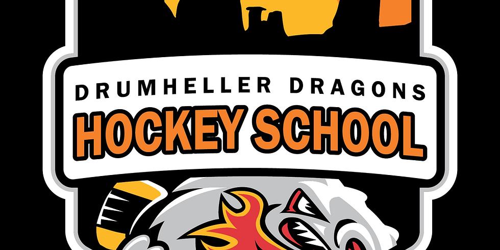 2021 Drumheller Dragons Hockey School