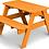 Thumbnail: POSH BABY THRONE & BALLOON Z MINI PICNIC TABLES
