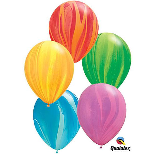 MARBLE BALLOON SET