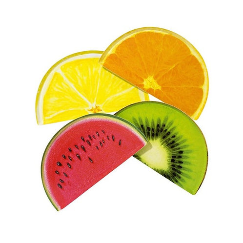 FRUIT SLICE PARTY PLATES