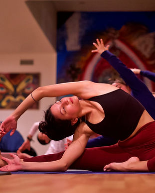 Jano x Sunday Service Yoga Class