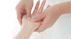 Capture VU handmassage