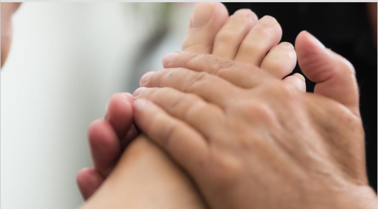 Capture VU voetmassage
