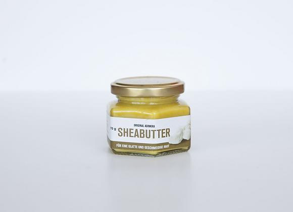 Sheabutter 70 g gelb